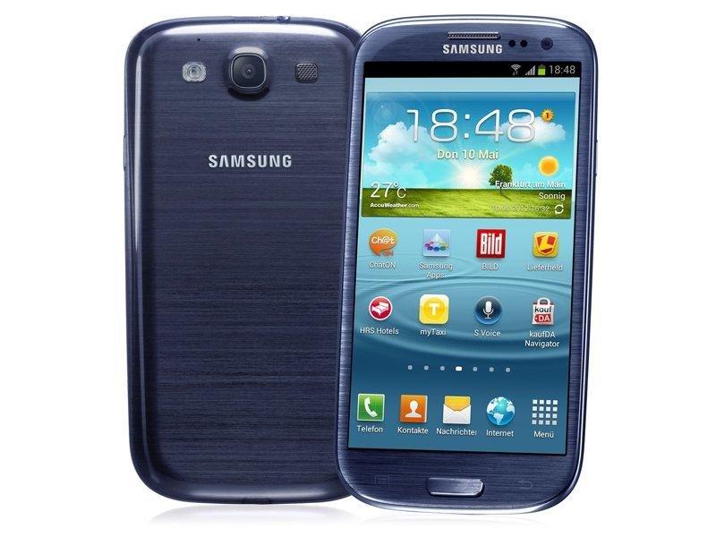 7. Samsung Galaxy S3