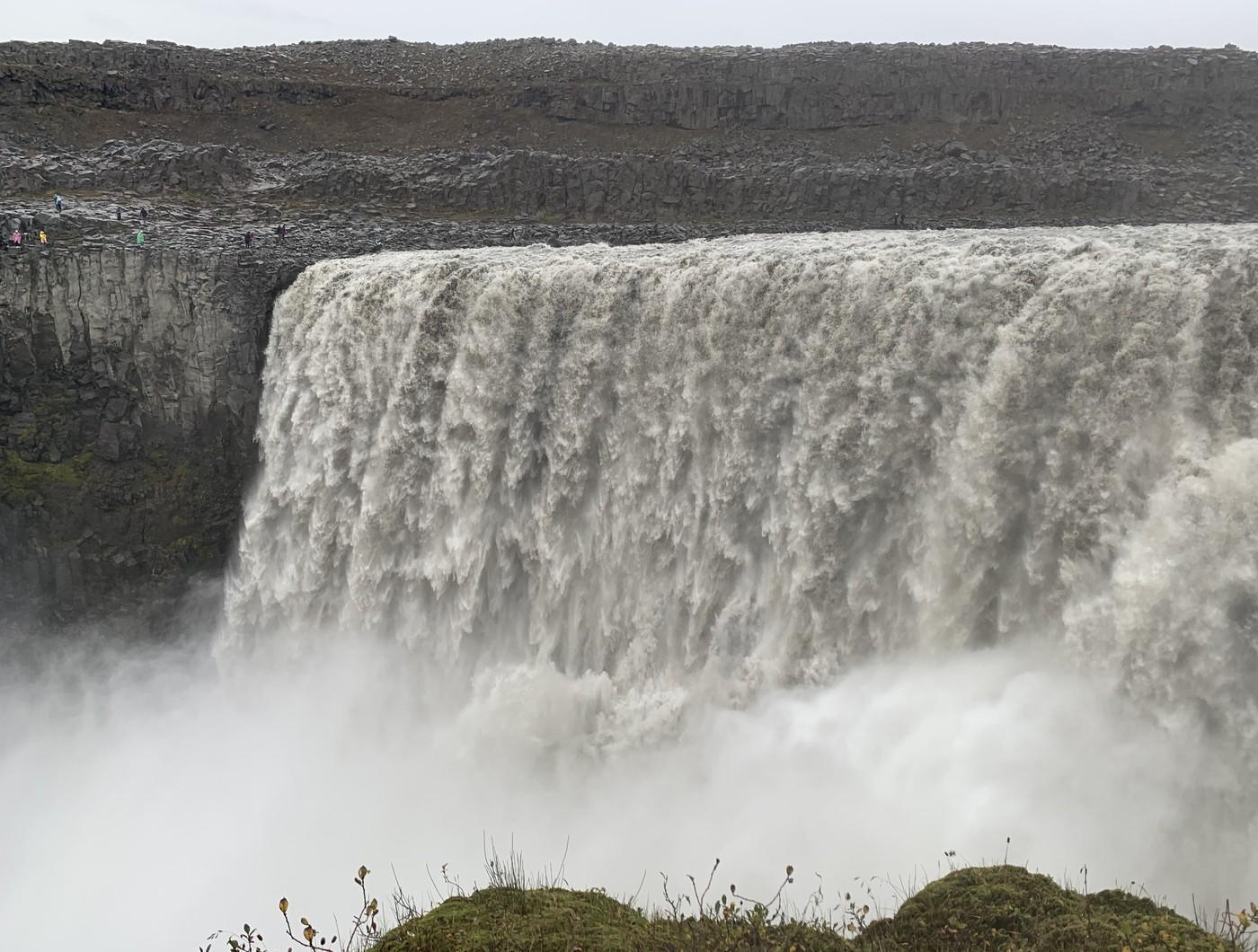 Вроде как самый мощный водопад в Исландии