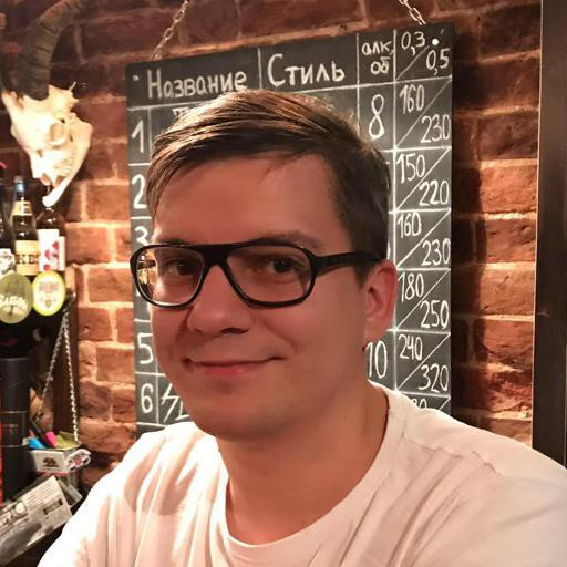 Аватар Максим Рождественский