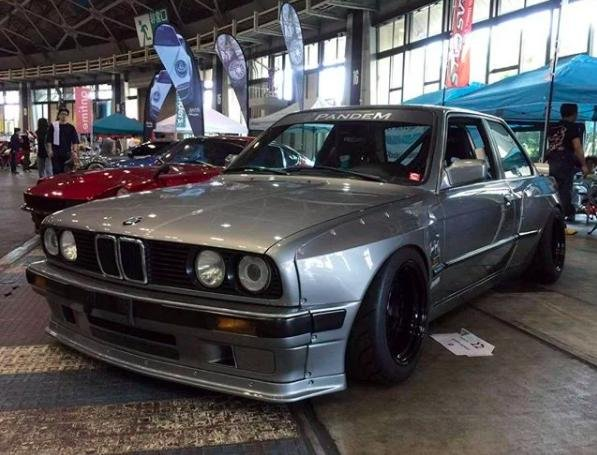 BMW E30 - если нужно стать автоспортсменом не переставая быть хипстером