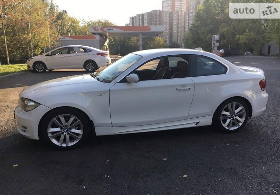 BMW 125 уже не некробеха, еще не лакшери