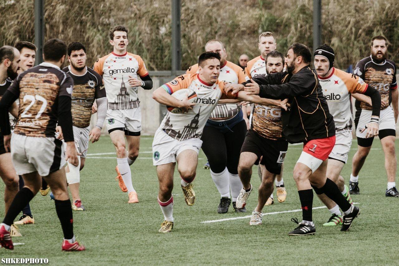 Сыграть в регби в Тбилиси