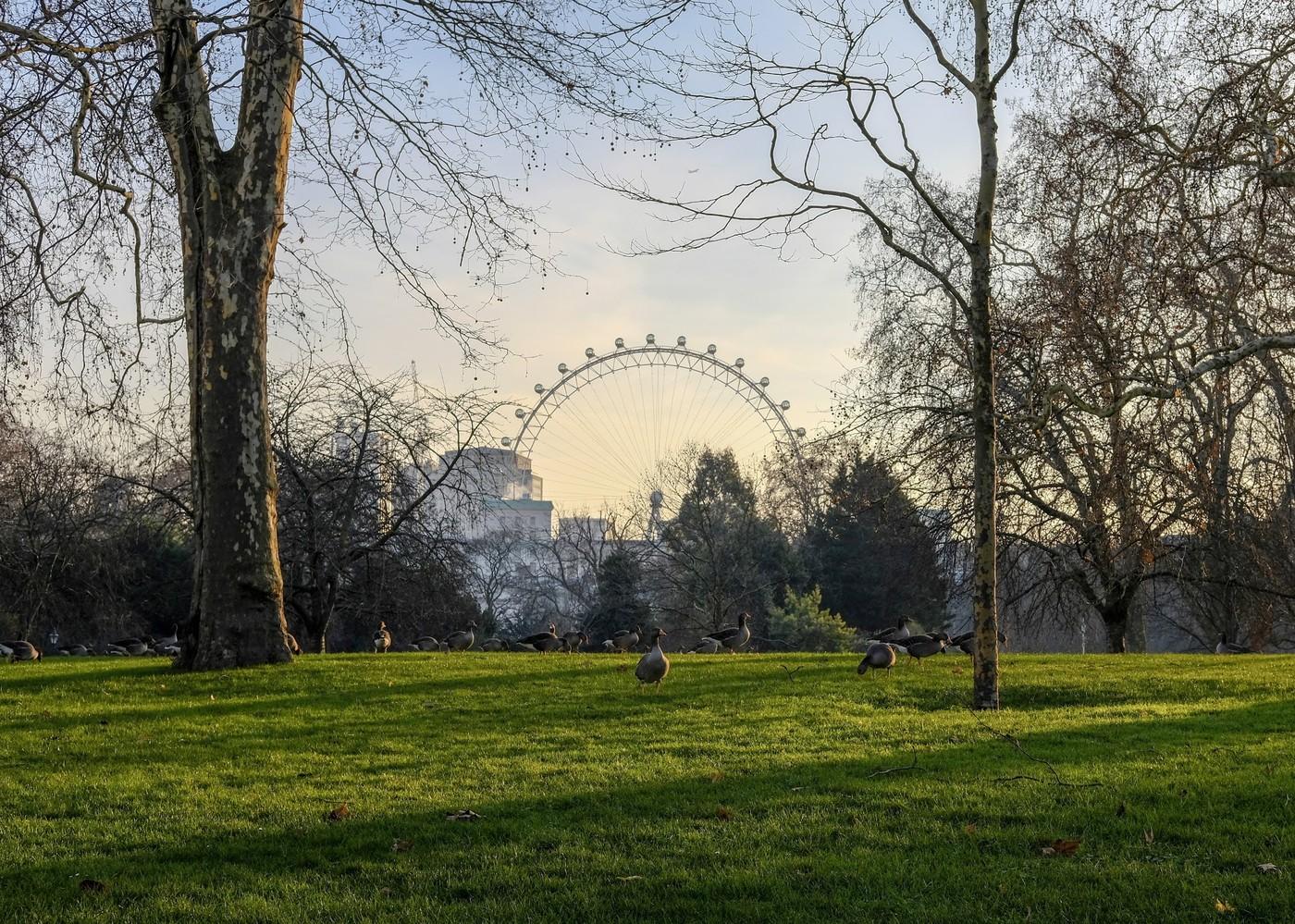 И сказать, Hello, London!
