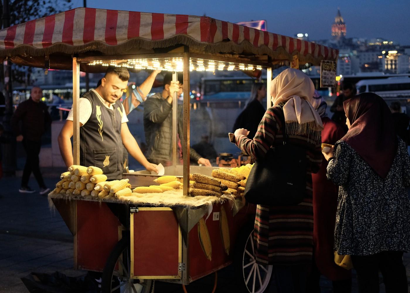 Побродить по Стамбулу
