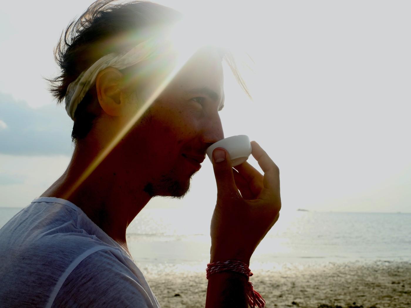Меня зовут Петр и я чайный пьяница