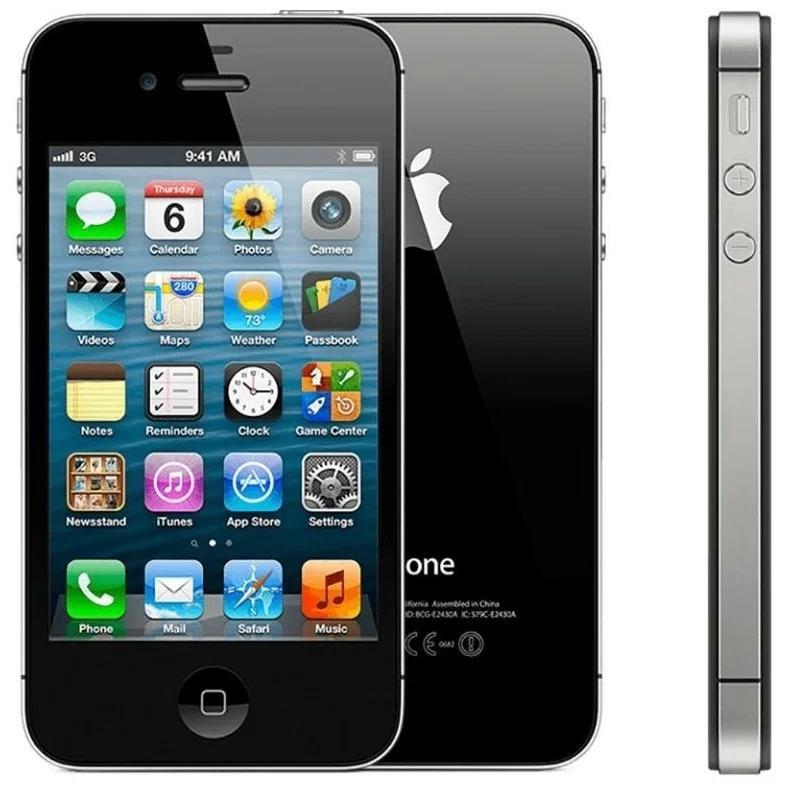 5. Apple iPhone 4s