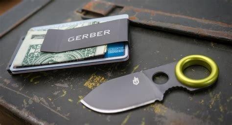 Gerber GDC Money Clip