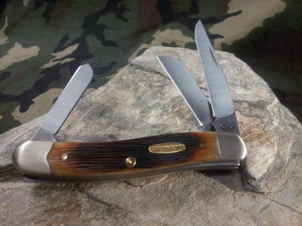 Case Carhart Multi blade knife