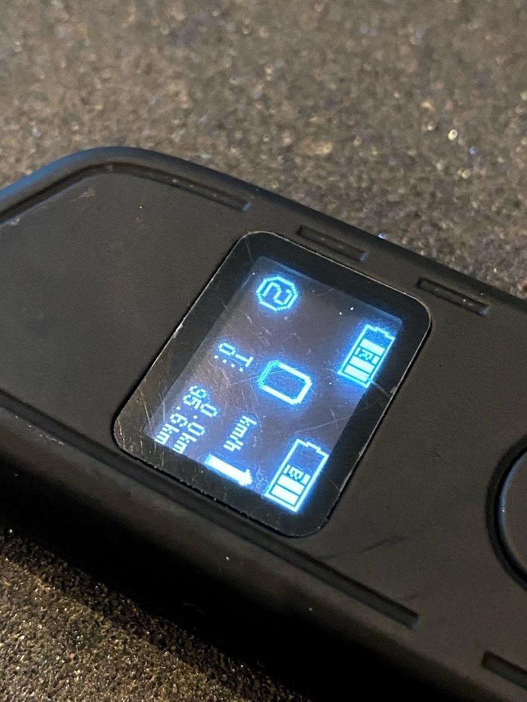 Пробег 96км (по одометру на пульте), время эксплуатации - 2 недели. Замеры скорости телефоном с помощью жЫпиэс подтвердили показания с пульта.