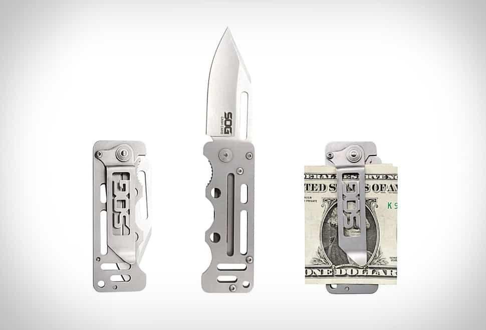 SOG Money Clip