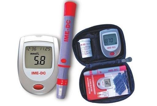 Комплект глюкометра