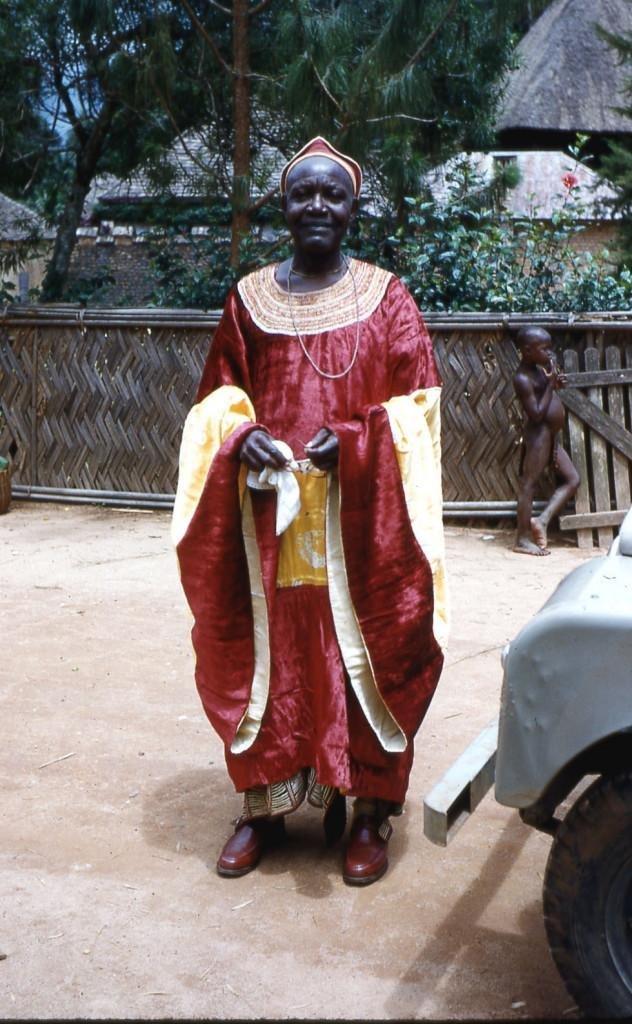Фон Бафута Ахиримби II