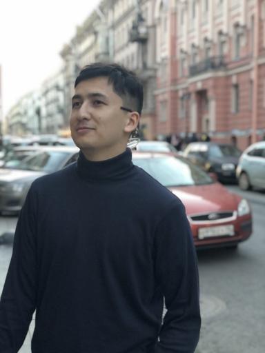 Аватар Zahiriddin Adhamov