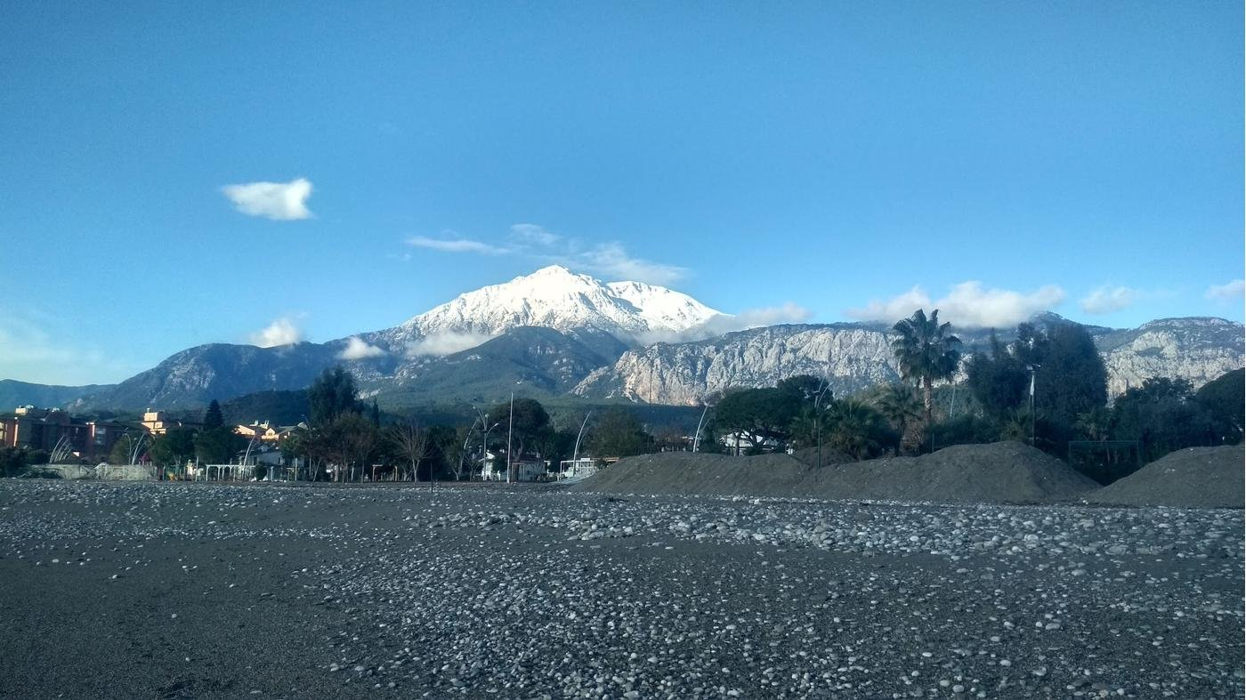 Та самая гора
