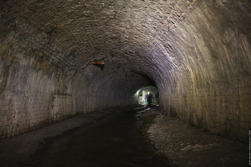 Городские подземелья