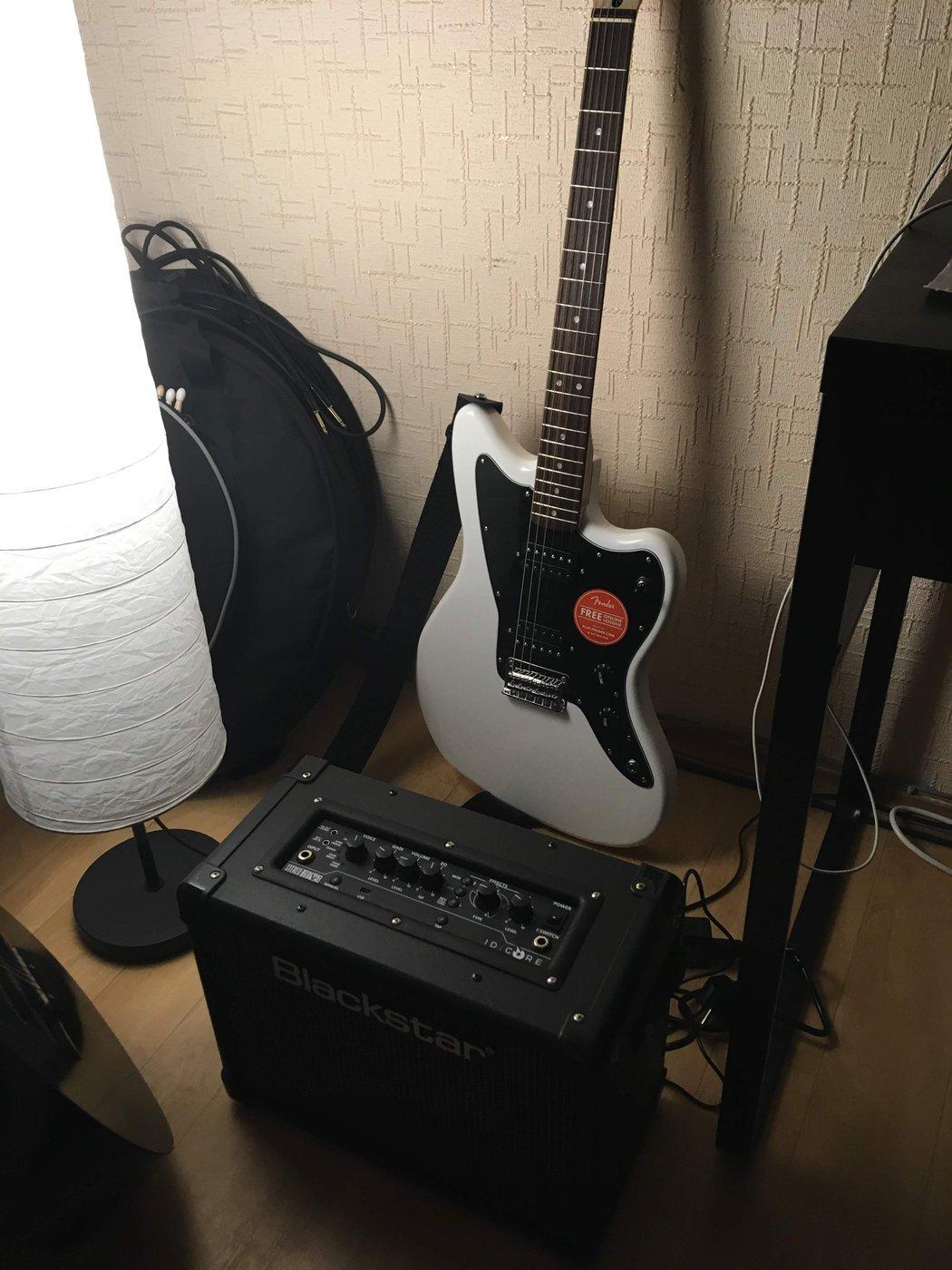 Fender Squier Affinity Jazzmaster