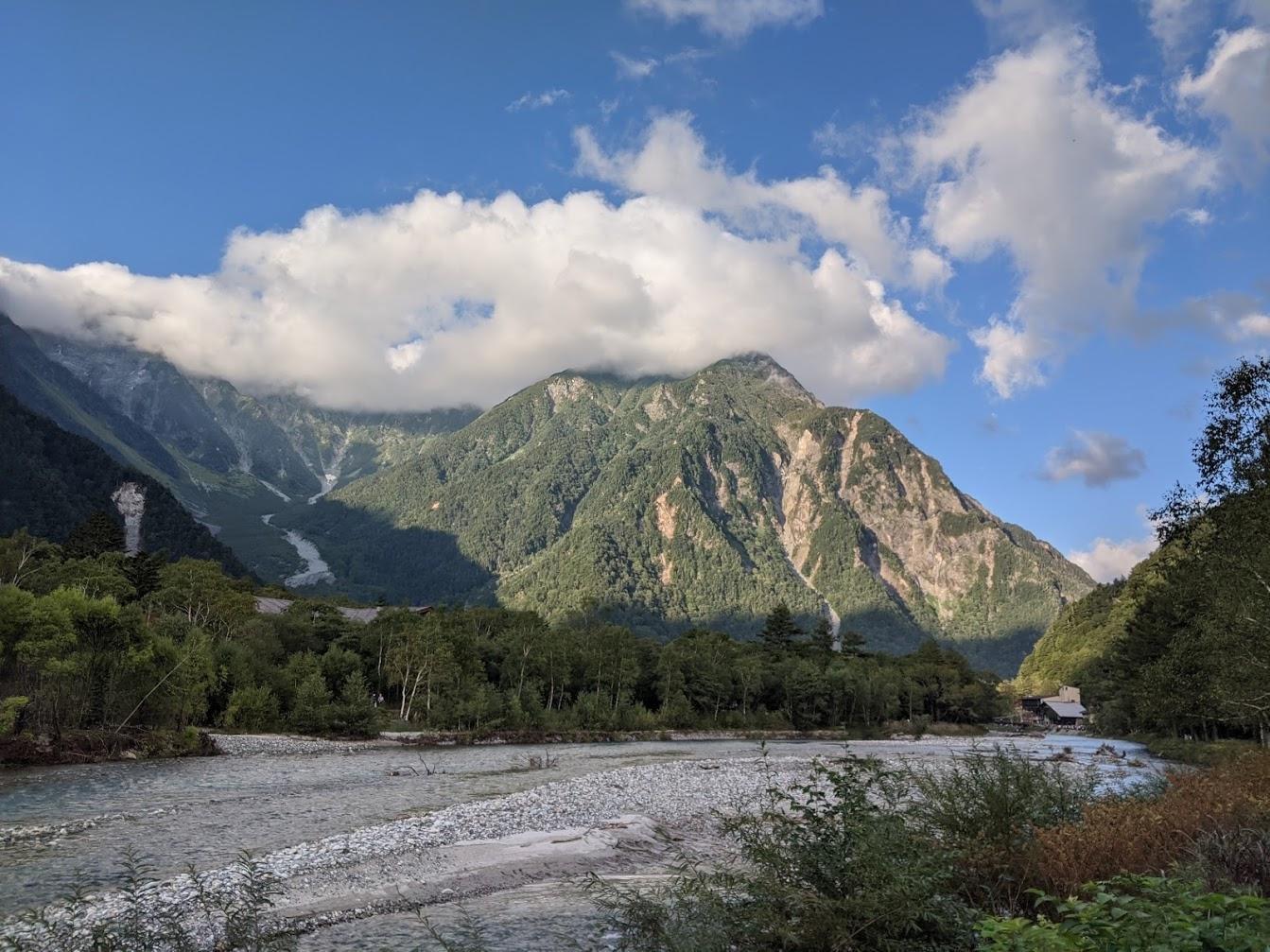 Японские Альпы (официальное название, не судите)