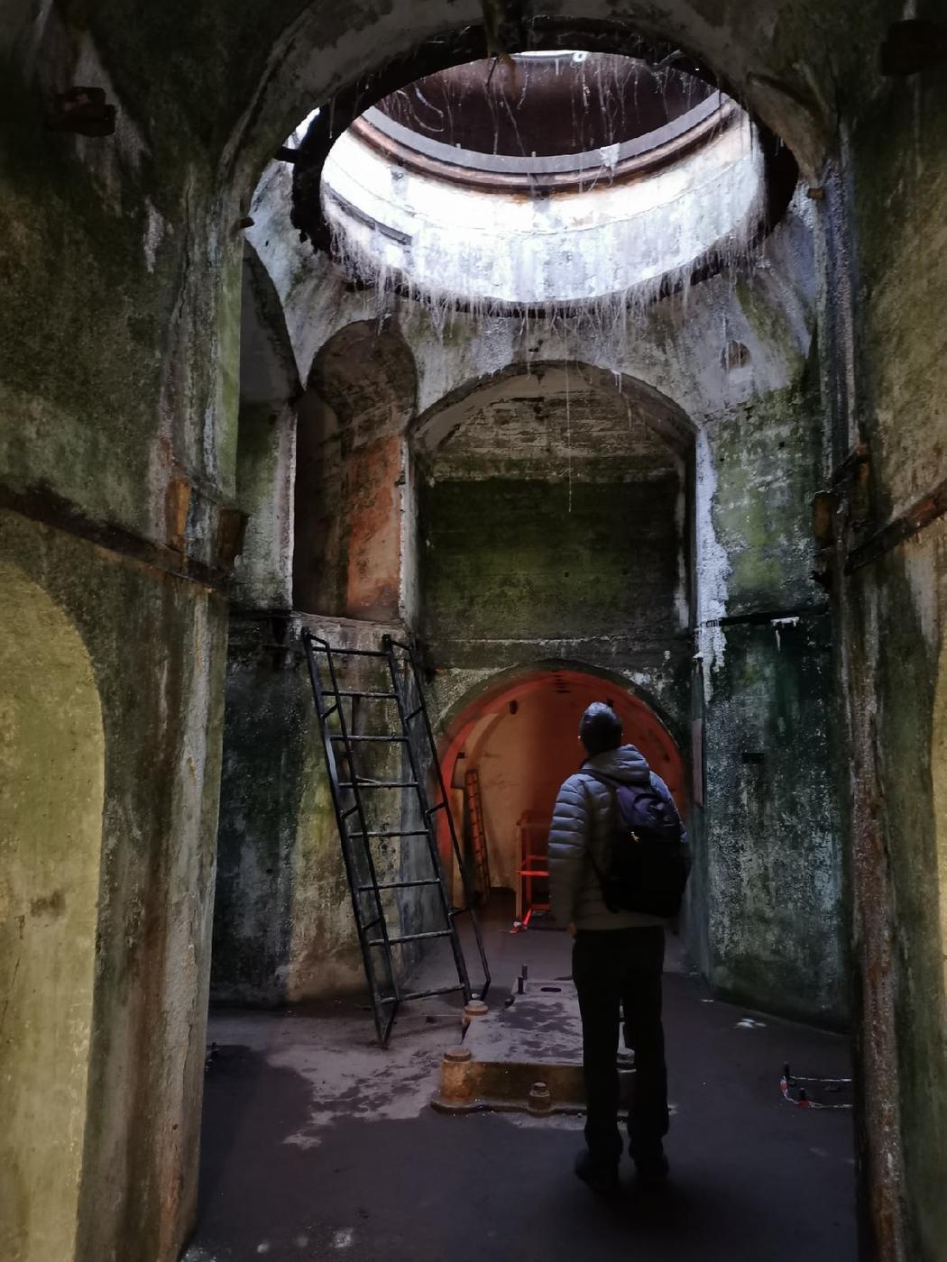 Подземелья форта Риф