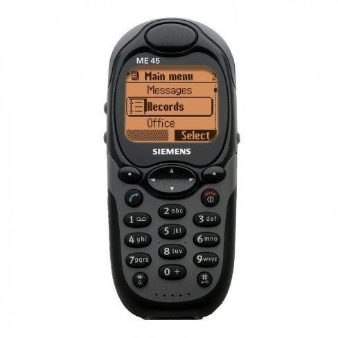 Siemens M45 — просто приятный телефон.