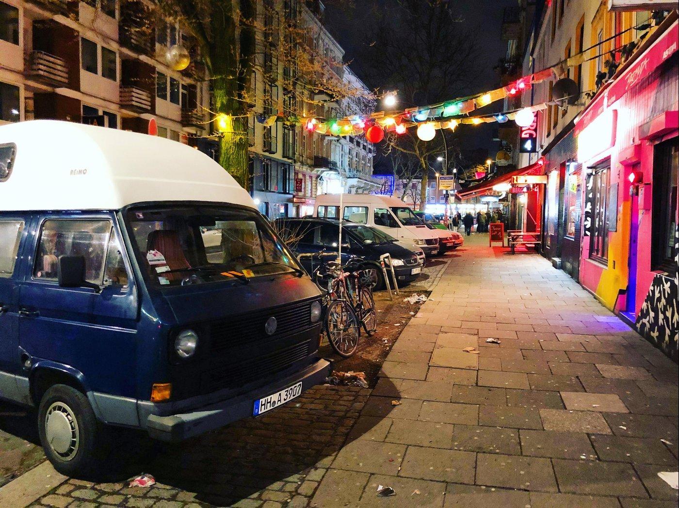 Берлин или Гамбург?