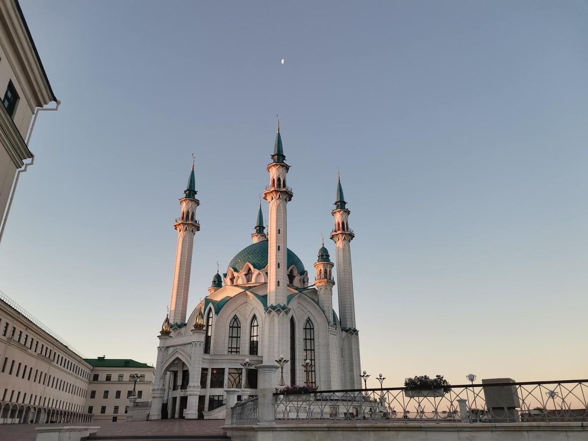 1. Казанский кремль